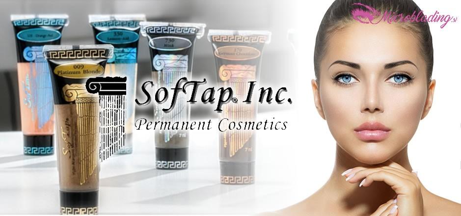 Softap Pigments